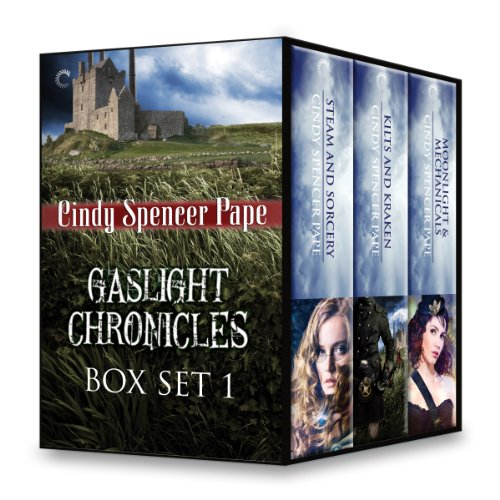 Gaslight Chronicles Box Set 1: Steam & Sorcery\Kilts & Kraken\Moonlight & Mechanicals (The Gaslight Chronicles) front-183511