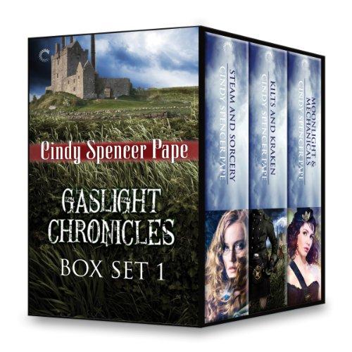 Gaslight Chronicles Box Set 1: Steam & Sorcery\Kilts & Kraken\Moonlight & Mechanicals (The Gaslight Chronicles) front-183511