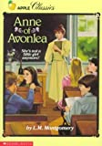 Anne of Avonlea (0590445561) by L. M. Montgomery