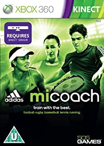 Adidas miCoach - Kinect Required (Xbox 360)