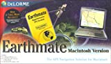 DeLorme Earthmate GPS Receiver and Street Atlas USA 6.0 for Macintosh