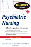 img - for Schaum's Outline of Psychiatric Nursing (Schaum's Outline Series) book / textbook / text book