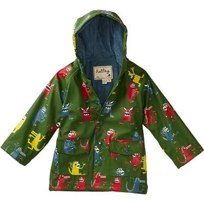 Hatley Monsters Boy's Rain Coat