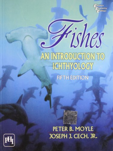 Fishes: An Introduction to Ichthyology PDF