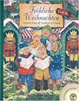 Frohliche Weihnachten: Learning Songs & Traditions in German Book & Audio CD (Teach Me) (Teach Me Series) (German Edition) by Teach Me Tapes