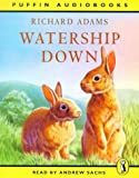 Richard Adams Watership Down (Puffin Audiobooks)
