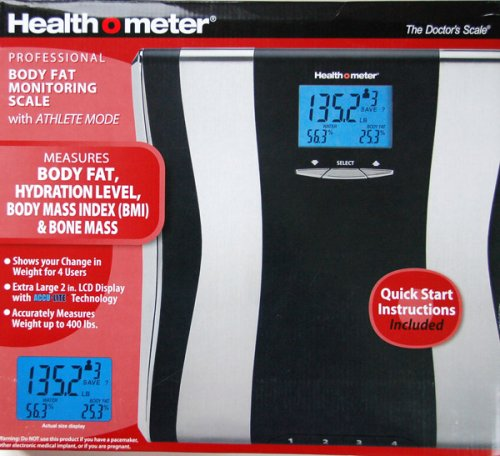 Buy Low Price Health O Meter Professional Body Fat Monitoring Scale