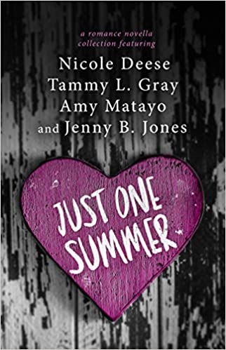 Just One Summer: Four clean romance novellas from award-winning contemporary authors