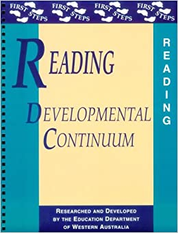 first steps spelling developmental continuum pdf