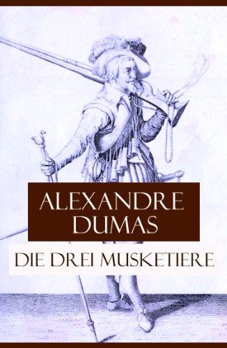 Buchseite und Rezensionen zu 'Die drei Musketiere - Komplettausgabe der Trilogie' von Alexandre Dumas