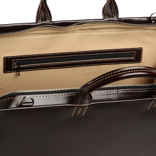 [デュモンクス] Deux Moncx BRIEFCASE M 22K*33001 33 (DARK BROWN)
