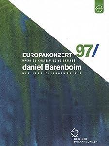 Euroakonzert 1997 Paris [Daneil Barenboim, Berliner Philharmoniker ] [Blu-ray] [2014]