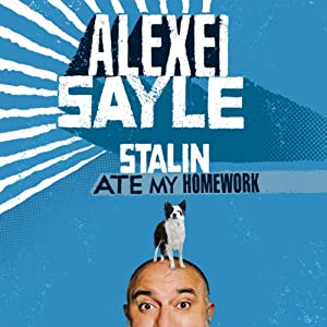 Stalin Ate My Homework Audiobook