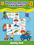 Phonics Puzzles & Games (Value Priced Line)