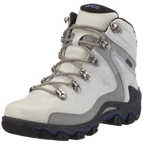 Ecco Terra VG 091163, Women's Hiking Shoes - White/Grey, 37 EU
