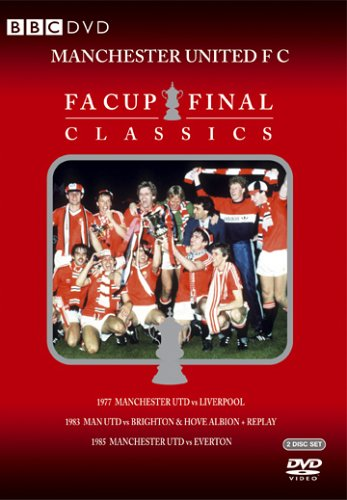 Manchester United - FA Cup Final Classics [DVD]