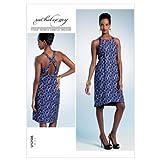 Vogue Patterns V1298 Size D5 12-14-16-18-20 Misses' Dress