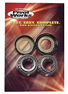 Pivot Works PWSSK-S09-421 Steering Stem Bearing Kit