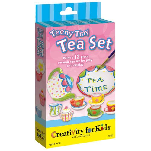 Creativity Kits - Teeny Tiny Tea Set - 1
