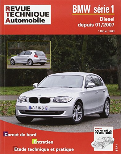 livre pdf gratuitment gratuit revue technique automobile bmw serie 1 diesel depuis 01 2007. Black Bedroom Furniture Sets. Home Design Ideas
