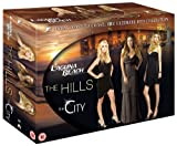 The Hills,The City + Laguna Beach - Collection Box Set [DVD]