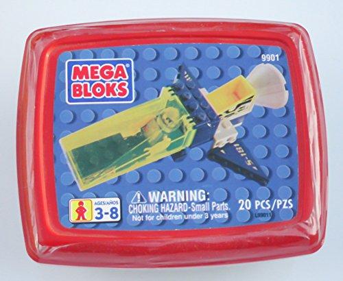 Classic 20 Piece Mega Bloks # 9901 - 1