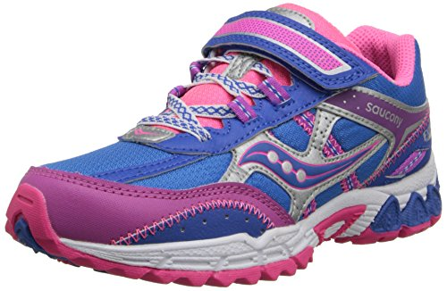 Saucony Girls Excursion AC Sneaker (Little Kid/Big Kid)