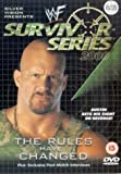 WWF: Survivor Series 2000 [DVD]