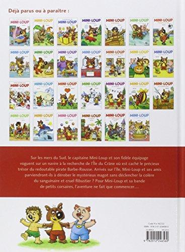 Libro mini loup et les pirates di philippe matter - Coloriage mini loup et les pirates ...