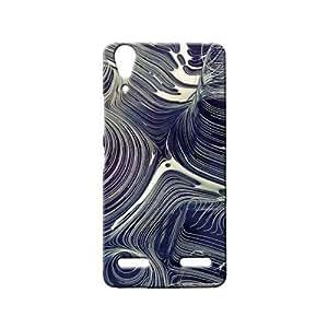 BLUEDIO Designer 3D Printed Back case cover for Lenovo A6000 / A6000 + - G1027