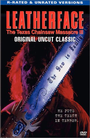 Leatherface: Texas Chainsaw 3 [DVD] [1989] [Region 1] [US Import] [NTSC]
