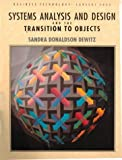 img - for Systems Analysis and Design and the Transition to Objects by Sandra Donaldson Dewitz (1995-12-01) book / textbook / text book