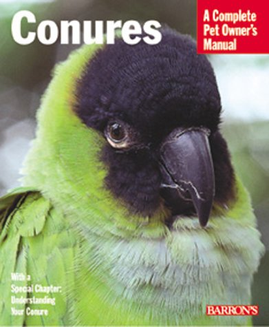 Other Bird Supplies Delicious Barrons Complete Owners Manual For Conures