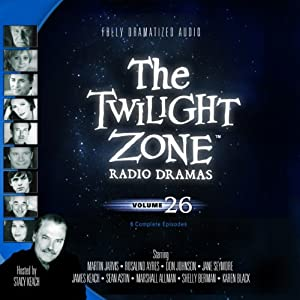 The Twilight Zone Radio Dramas, Volume 26 Radio/TV Program