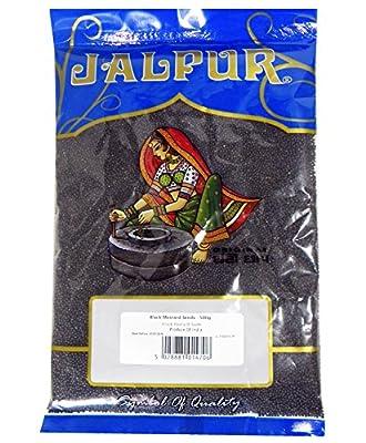 Schwarze Senfsamen - 500 g von Jalpur auf Gewürze Shop