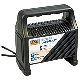Batterieladegerät Ladegerät für KFZ 6 Ampere 12 Volt Batterie 20 bis 50 Ah
