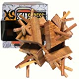 Family Games XS Head Stress Series Branch Out IQ Collection Puzzle