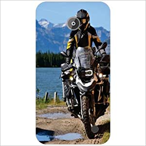 Nokia Lumia 630 Back Cover - Bike Designer Cases