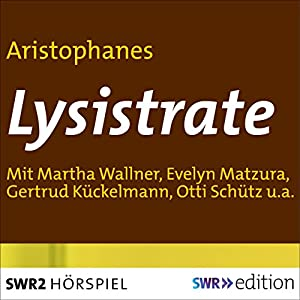 Lysistrate Hörspiel