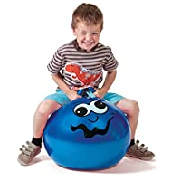 Toy - Junior Space Hopper in Red, Blue or Pink