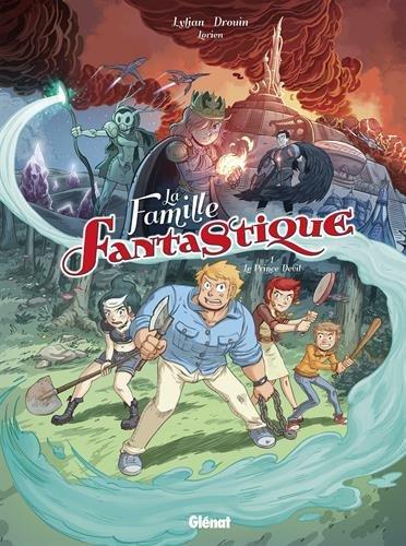 La Famille fantastique n° Cycle 1 - Tome 1 Le Prince Dévil
