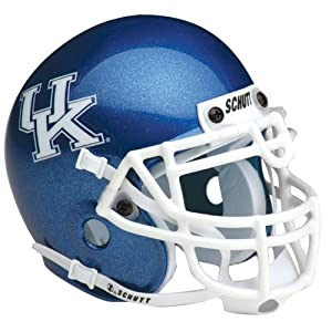 Schutt Sports Kentucky Wildcats NCAA Authentic Full Size Helmet by Schutt