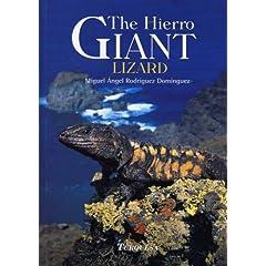 The Hierro Giant Lizard