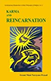 img - for Karma and Reincarnation; The Vedantic Perspective book / textbook / text book