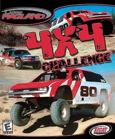 Larry Ragland's 4X4 Challenge