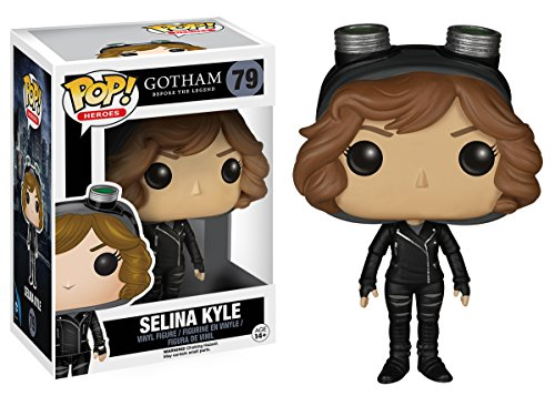 Funko POP TV: Gotham - Selina Kyle Action Figure at Gotham City Store