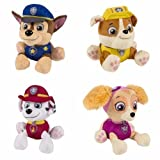 Paw Patrol Plush Pup Pals Stuffed Animal Toy Set