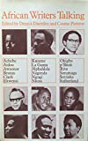 img - for African Writers Talking (Studies in African literature) book / textbook / text book