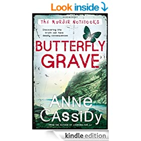 Butterfly Grave (Murder Notebooks)