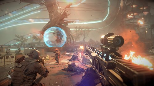 Killzone Shadow Fall  screenshot